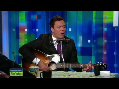 CNN: Jimmy Fallon as Bruce Springsteen, Bob Dylan and Neil Young