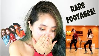 Reacting to My Old Kpop Trainee s! RARE FOOTAGES ||그레이스