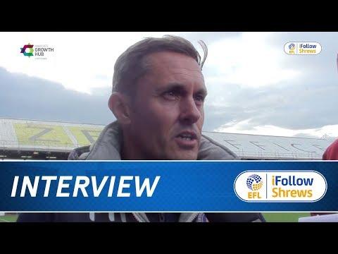 iNTERVIEW | Paul Hurst post Oldham - Town TV