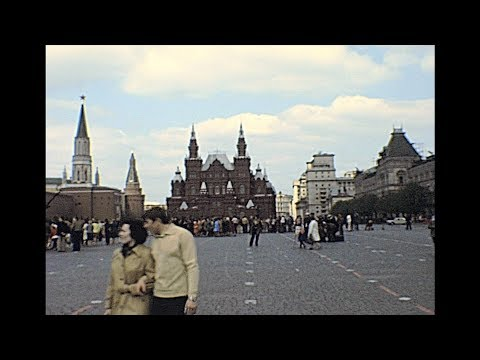 Moscow 1979 archive footage