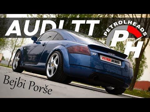 AUDI TT 2003 - BEJBI PORŠE / TEST AUTOMOBILA