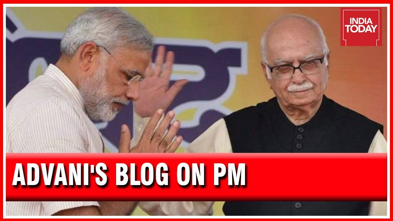 LK Advani's Blog Takes A Jibe At The Amit Shah- Modi Duo, PM Tweets Back At Statement