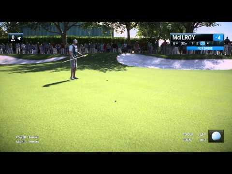 Rory McIlroy PGA tour EA Sports Bay Hill playthrough