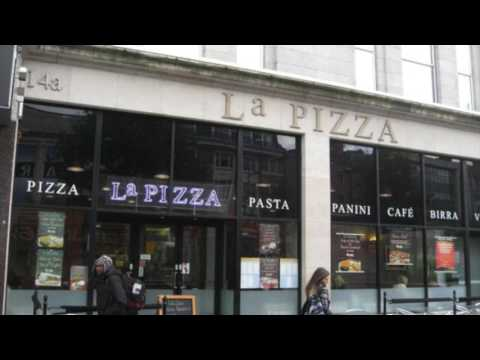 LA PIZZA Base radio 20