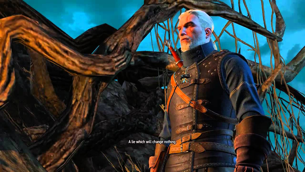 The witcher 3 battle at kaer morhen imlerith caranthir - The witcher 3 caranthir ...