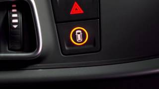 BMW 2 Series Active Tourer - Intelligent Safety Button