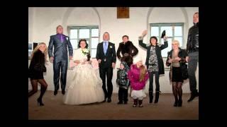 Веселая свадьба или шутка фотографа