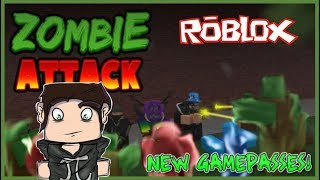 Zombies are attacking 🤨-(ROBLOX EP1)