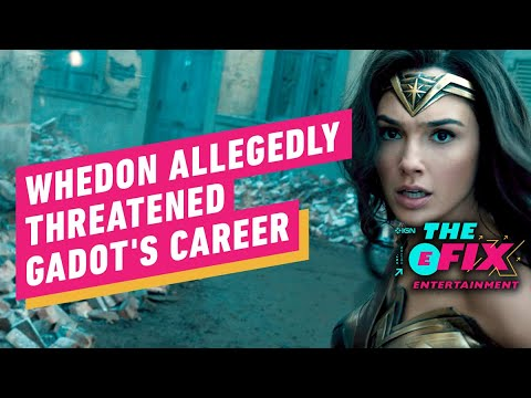 Gal Gadot Says Joss Whedon Threatened To 'Make My Career ...