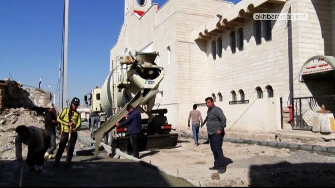 ترقب لزيارة بابا الفاتيكان الاستثنائية إلى العراق  - 03:58-2021 / 3 / 3