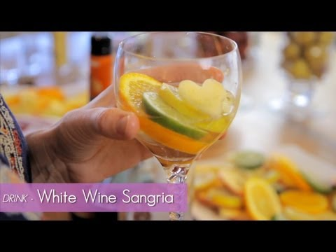 How To Make Sangria - Let's Mix With ModernMom