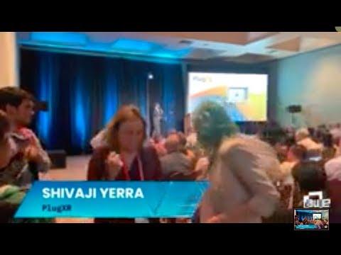 AWE USA 2019 Startup Pitch: Shivaji Yerra (PlugXR)