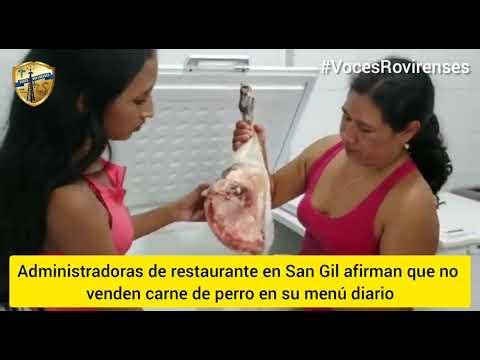 Administradoras De Restaurante En San Gil Afirman Que No Venden Carne De Perro