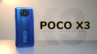 Poco X3 Review Videos