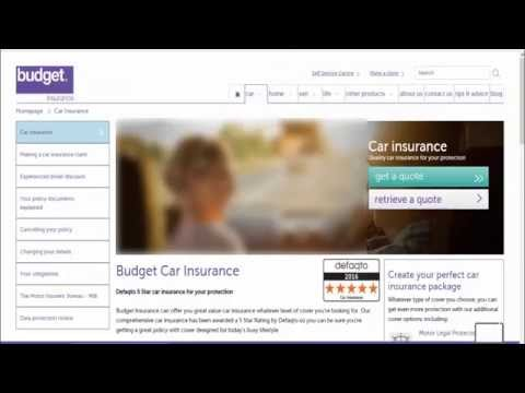 budget car insurance in USA
