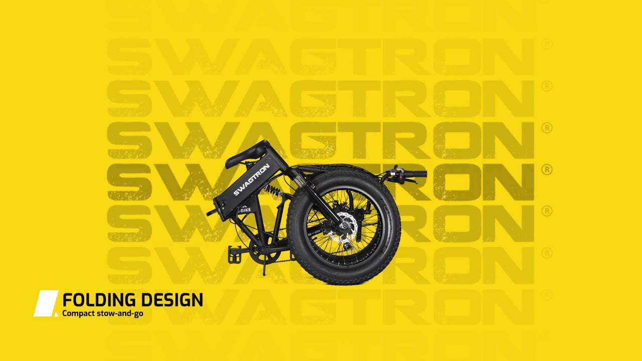 6cbb69c7334 Unfolding Your EB8 All-Terrain eBike - SWAGTRON - YouTube