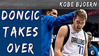 DONCIC MANIA!! Mavs vs Rockets Texas-Duell - KobeBjoern uncut