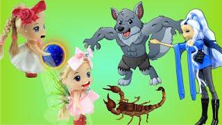 BabyBus - Tiki Mimi tiên bướm trừng trị phù thủy độc ác