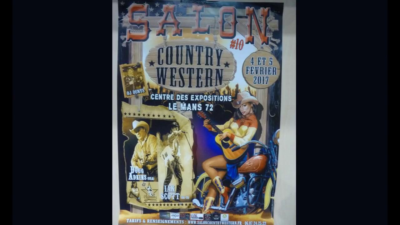 Salon country western le mans 2017 doug adkins 9 et - Salon country western ...