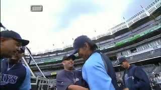 6/5/2012 松井ヤンキースの選手・監督・ファンから温かい歓迎受ける thumbnail