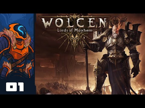 Let's Play Wolcen: Lords Of Mayhem - PC Gameplay Part 1 - This Game Is Incredible Now