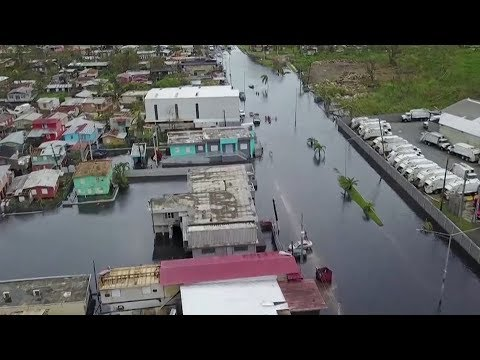 The Heat: Puerto Rico still rebuilding one year after Hurricane Maria Pt 1