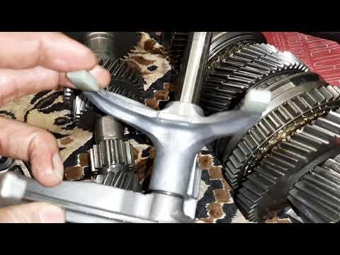 Коробка передач IB5 Форд Фокус 3 1.6