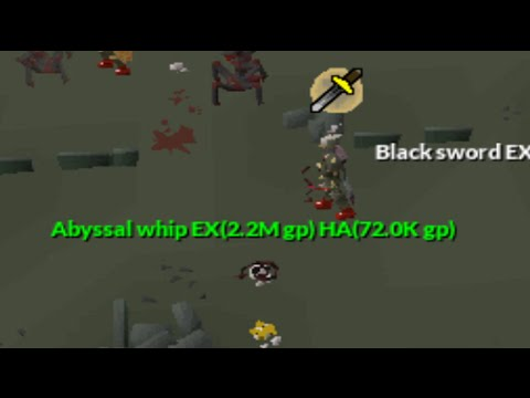 LOOT FROM 500 ABYSSAL DEMONS - Old School Runescape