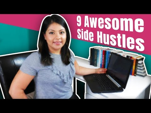 Side Hustle Ideas You Can Do From Home| Make Money Online In 2019