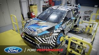 Designed for Performance: The Suspension | Focus RS RX | Ford Performance