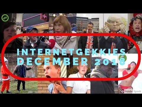 De Internetgekkies van de maand December 2018