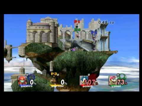 Super Smash Bros. Brawl Replay #50: Attack on Weegee
