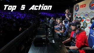 Top 5 Action de la Team Millenium - Advanced Warfare en TOP