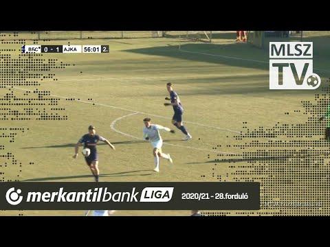 BFC Siófok - FC Ajka | 1-3 (0-1) | Merkantil Bank Liga NB II. | 28. forduló thumbnail