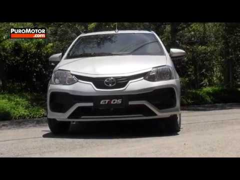 Test Drive Toyota Etios - Puro Motor