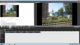 Camtasia Studio,черные полосы в проекте