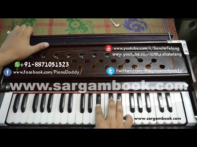Selfish (Race 3) Harmonium Lessons | Atif Aslam | Salman Khan
