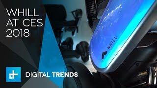"Video WHILL's Futuristic ""Ci"" Wheel Chair at CES 2018 download MP3, 3GP, MP4, WEBM, AVI, FLV November 2018"