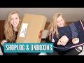 Shoplog en unboxing van Divoza