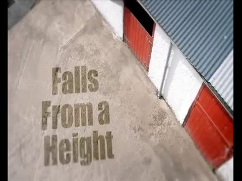 Dangerous Playgrounds - Falls from a height