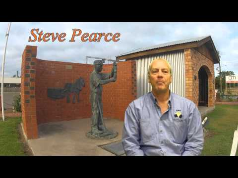 Steve Pearce's Tribute to Len Jones.wmv