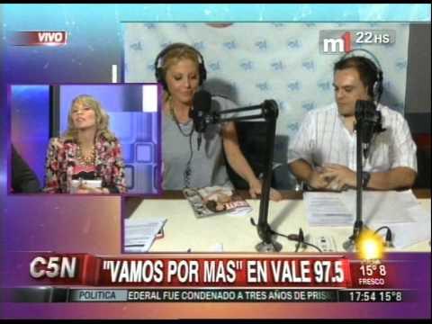 C5N - DUPLEX ENTRE LA TARDE Y VAMOS POR MAS 01-10-14