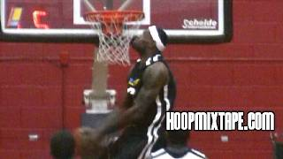 CRAZIEST Game Of The Year! LeBron James and Company SHOW OUT During NBA Lockout!!!