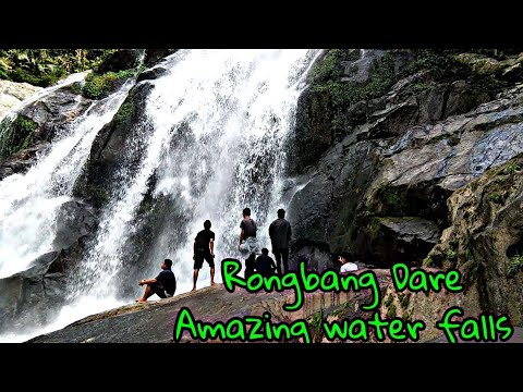 Rongbang Dare, Amazing Water Falls