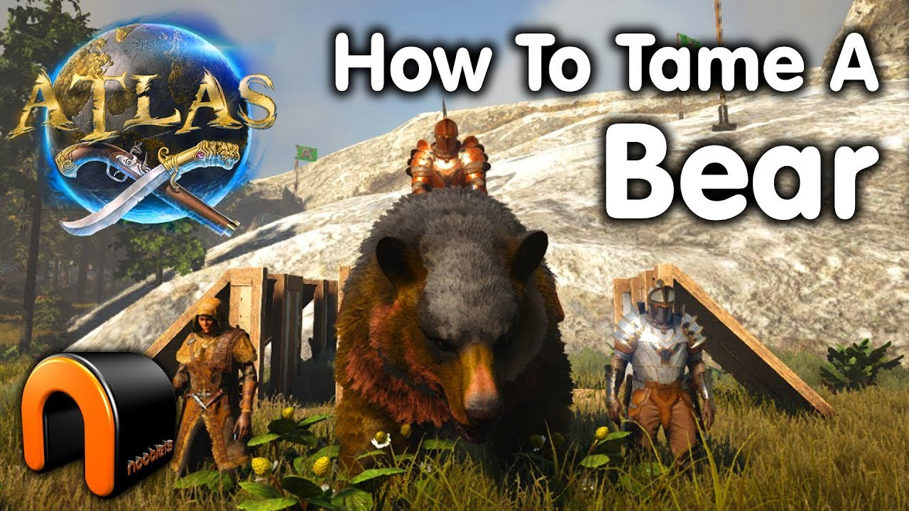 Atlas How To Tame A Bear Taming Trap Youtube Submitted 1 year ago by crossingtheworld. atlas how to tame a bear taming trap