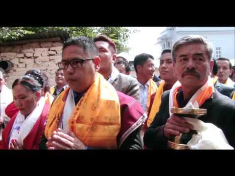 Sangey Hyolmo (Lhoba) Weds Ngawang Dolma Hyolmo (Jyaba)- 21 may 2017- Part-2