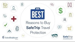 SafeTrip Travel Protection from UnitedHealthcare Global