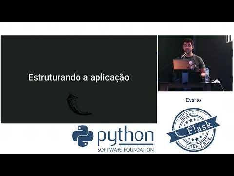 Image from Aplicações web com Flask e Docker