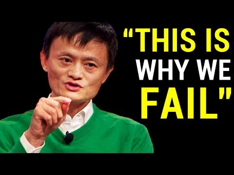 Jack Ma's Life Advice: LEARN FROM YOUR MISTAKES (MUST WATCH)