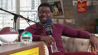 Michael Irvin on Jimmy Johnson's Hall of Fame Election | The Dan Patrick Show | 1/27/20